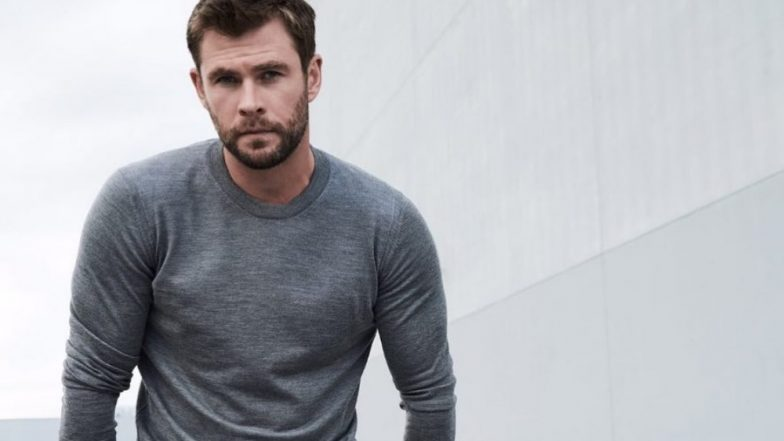 Chris Hemsworth Reacts To Being Demoted From 'Sexiest Man Alive' To 'Just A Sexy Chris' On The Ellen DeGeneres Show