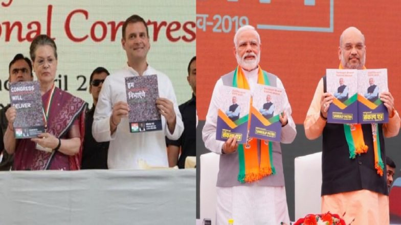 National Security and Foreign Policy: Congress vs BJP Manifesto