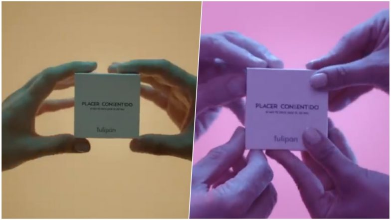 Consent Condoms! This Condom Box Can Be Opened Only by Couple, Internet Unconvinced by the Idea