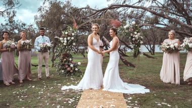Women Cricketers Hayley Jensen And Nicola Hancock from New Zealand, Australia Get Married (See Picture)