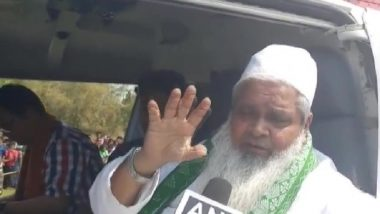 AIUDF Chief Badruddin Ajmal Sparks Controversy, Says 'PM Narendra Modi Will Sell Tea or Pakoda After Lok Sabha Elections 2019'