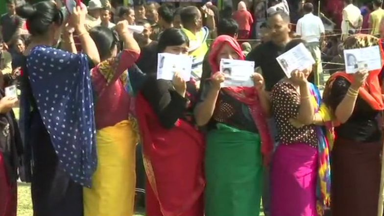 Lok Sabha Elections 2019: First Phase of Polling Begins in 91 Seats Across 20 States