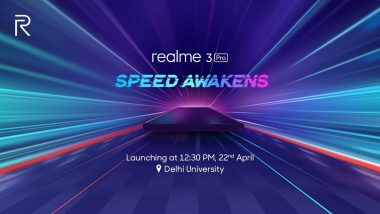 Realme 3 Pro Smartphone Coming With 64MP Ultra HD Mode; Confirmed By CEO CEO Madhav Sheth