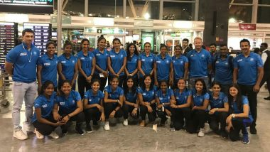 Indian Women's Hockey Team Confident of Taming Malaysia in 5-match Series Tomorrow