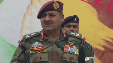'Pakistan Violated Ceasefire 513 Times After IAF's Air Strikes on JeM Terror Camps in Balakot' Says GOC 16 Corps Lt Gen Paramjit Singh
