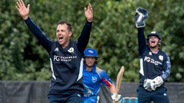 Scotland All-Rounder Con de Lange Dies at 38