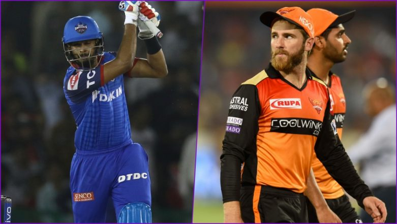 DC vs SRH Head-to-Head Record: Ahead of IPL 2019 Clash, Here Are Match Results of Last 5 Delhi Capitals vs Sunrisers Hyderabad Encounters!