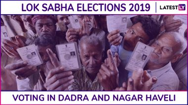 Dadra And Nagar Haveli Lok Sabha Elections 2019: Phase 3 Voting Ends in Single Parliamentary Constituency of Union Territory; 71.43% Voter Turnout Recorded