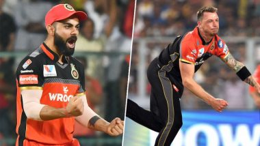Virat Kohli and Dale Steyn Share a Hearty Laugh Seeing Their Throwback Photo From IPL 2010 (Watch Video)