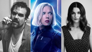 David Harbour And Rachel Weisz Roped In For Scarlett Johansson's Black Widow Standalone Film!