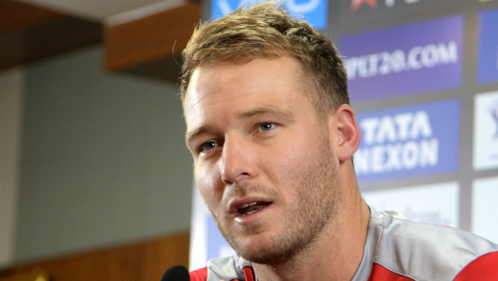 David Miller to Play for Hobart Hurricanes in Big Bash League 2019–20