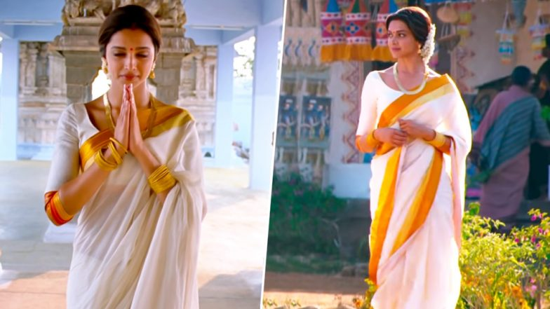 Vishu 2019: How to Drape Kerala-Style Kasavu Saree in 2 Mins; Step-by-Step Instruction Wear Settu Mundu (Watch Video)