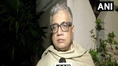 Derek O'Brien on 'Jai Shree Ram' Slogan at Netaji Event, Says 'Dignity Cannot Be Taught'