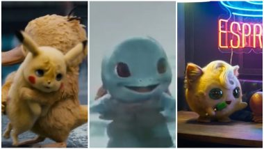 Detective Pikachu's New Trailer Video Will Make All The Die-Hard Pokemon Fans Cry Softly!