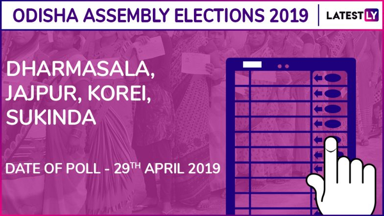 Dharamsala, Jajpur, Korei, Sukinda Assembly Elections Results 2019 in Odisha: BJD Wins All 4 Constituencies