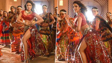 Nidhhi Agerwal Looks Smoking Hot in iSmart Shankar Song Dimaak Kharab (View Pics)