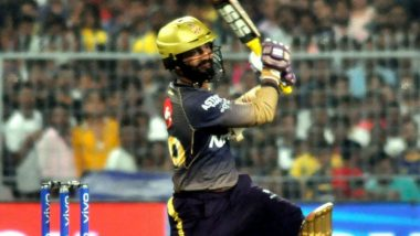 KKR Captain Dinesh Karthik Reveals His Reason for Anger After Winning the Match Against KXIP