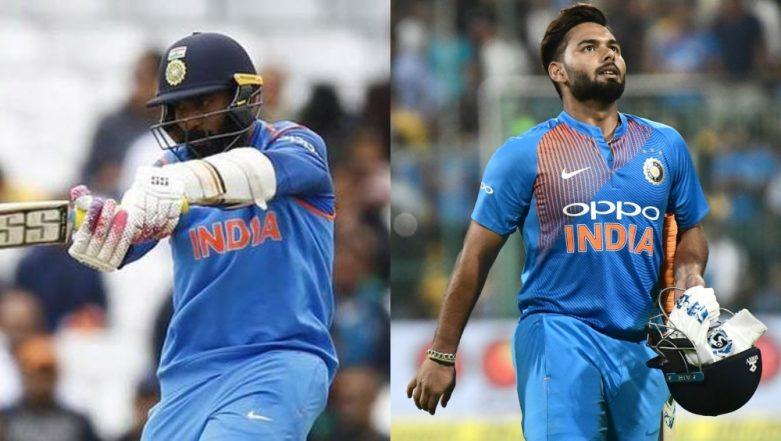 ICC Cricket World Cup 2019: Virat Kohli Clears the Air on Dinesh Karthik's Selection Over Rishabh Pant