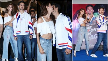 Tiger Shroff and Disha Patani's Swagger Performance Together Will Make You Want To Watch Them in a Dance Film! (View Pics and Videos)