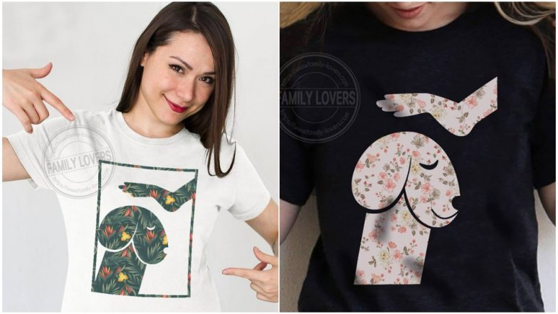 'I Love My Dog' T-shirt Design Ends up Looking Like a Penis Picture, Internet Left in Splits (View Pic)