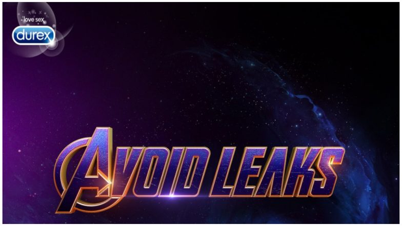 Avengers: Endgame: Durex Condoms Share a Hilarious Post Relating to the Film's Leak and It is Sure to Leave You In Splits