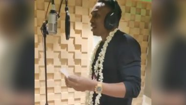 IPL 2019 Video Diaries: CSK All-Rounder Dwayne Bravo Recreates His Famous 'Champion' Song (Watch Video)