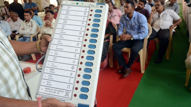 EVM Glitches in Maharashtra as Voting for Lok Sabha Elections 2019