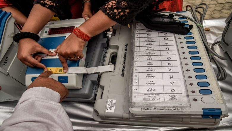 Tamil Nadu Lok Sabha Elections 2019: All Set For Polls in 38 Parliamentary Seats And By-Election For 22 Assembly Seats