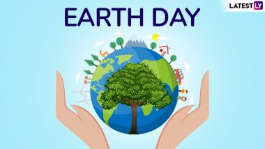 Earth Day 2019 Date: Theme, History and Significance of the Day for Ecological Awareness