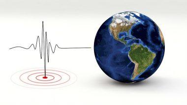Earthquake of 6.1 Magnitude Hits Punjab's Amritsar