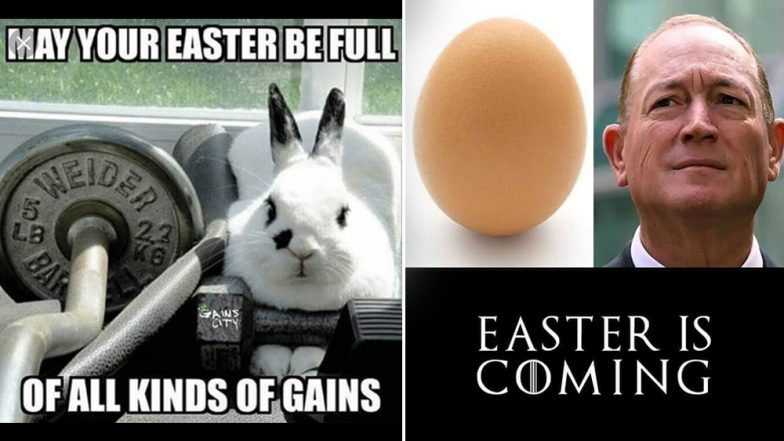 Happy Easter 2019: Check Out These Funny Bunny Memes That Will Make Your Sunday Celebrations Even Better!