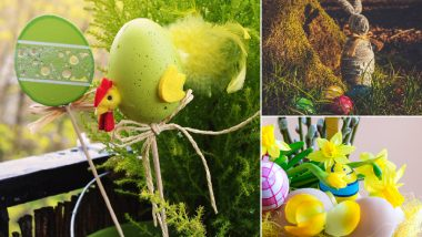 Cute and Colourful DIY Easter Egg Decoration Ideas You Must Try Out! See Pics