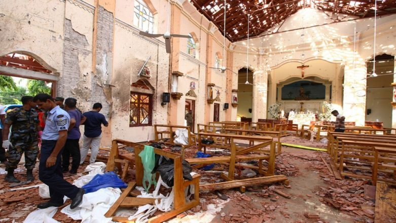 Sri Lanka Blasts: 7 Suicide Bombers Behind Easter Sunday Terror Attack Linked to Local Jihadist Group, Says Top Official