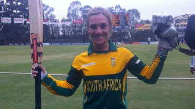 South Africa Women's World Cup Cricketer Elriesa Theunissen-Fourie Dies in Double Tragedy