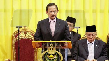 Brunei Imposes Stern New Penal Code, Stoning for Adultery, Gay Sex