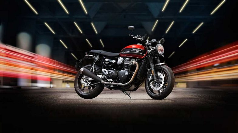 2019 Triumph Speed Twin Motorcycle To Be Launched in India on April 24; Expected Price, Features, Specifications