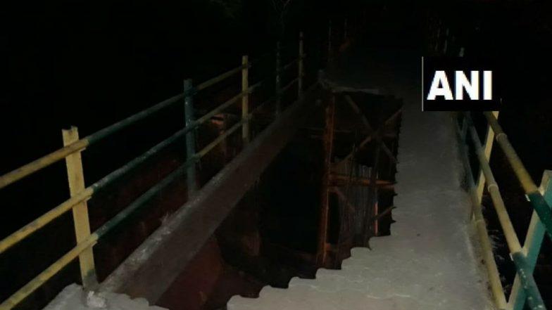 Navi Mumbai: FOB in Vashi's Sagar Vihar Collapses, 2 Injured