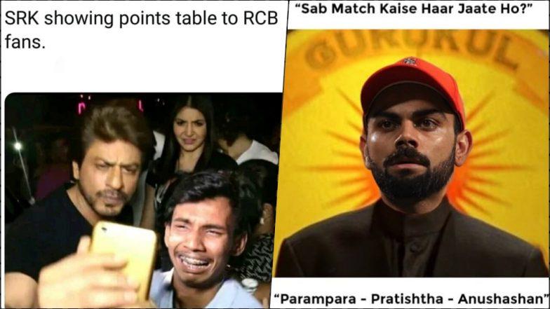 Funny RCB Memes Go Viral As Andre Russell Onslaught Shocks Virat Kohli & Co. in IPL 2019 Match 17