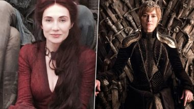Game of Thrones Season 8: Will Cersei Lannister Meet Melisandre? Actress Carice Van Houten Lets Out a Huge Spoiler