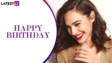 Gal Gadot Birthday Special: 5 Interesting Facts About the Wonder Woman Star That Will Make You Love Her Even More