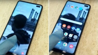 Samsung Galaxy S10 Flagship Smartphone Easily Fooled By User's 3D Printed Fingerprint; Watch Video