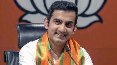 Gautam Gambhir Releases Vision Document For East Delhi Lok Sabha Seat, Promises IPL Matches in Yamuna Sports Complex