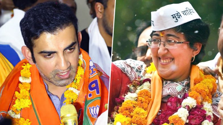 'Gautam Gambhir May Face Disqualification, Has 2 Voter IDs': AAP Candidate Atishi Files Criminal Complaint Against BJP Nominee