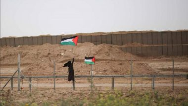 As Gaza Palestinians Mark One Year of Border Protest, Arab Leaders Renew Calls for Separate State