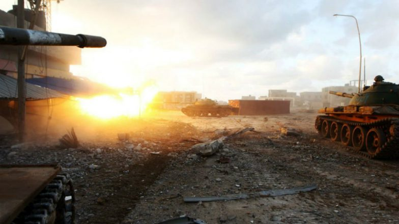 US Withdraws Troops From Libya Amid Rival Militias Fighting Near Capital, 21 Dead, 27 Injured