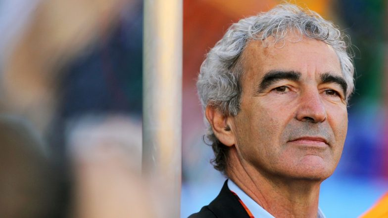 Ex-France World Cup Coach Raymond Domenech Applies for India Job