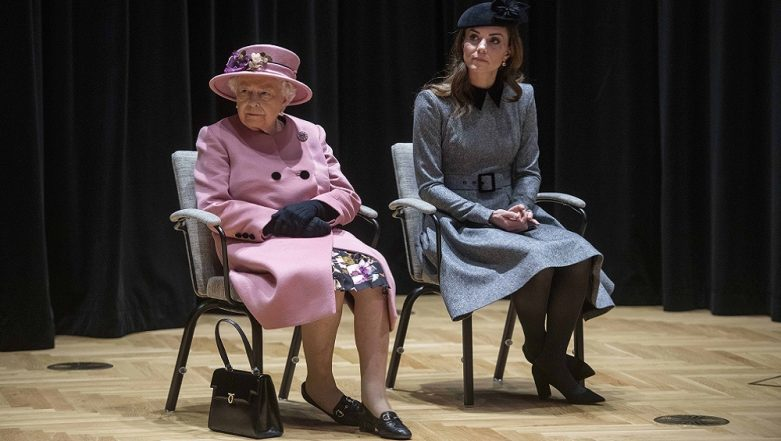 Kate Middleton Receives Special Honour From Queen Elizabeth on Wedding Anniversary