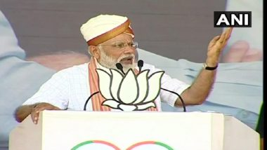 Lok Sabha Elections 2019: Dedicate Vote for 'Air Strike' Men, Says Narendra Modi to First-Time Voters