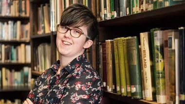 Woman Journalist Lyra McKee Shot Dead in Northern Ireland to Be Laid to Rest Today