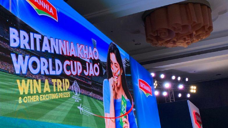 Britannia, ICC Tie Up to Restart World Cup Contest